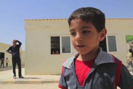 ثلاث قصص من مخيم الزعتري