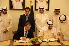 افتتاح مكتب الكويت يعزز الشراكة بين برنامج الأغذية العالمي والكويت