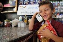 ألمانيا تدعم برنامج الأغذية العالمي لمواصلة تقديم مساعداته للأسر الأكثر احتياجاً في فلسطين